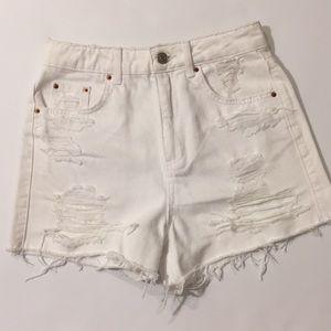 Topshop Moro MOM shorts